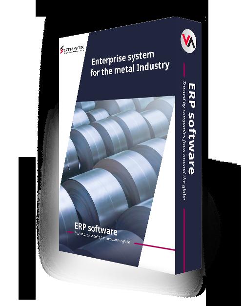Stratix ERP software